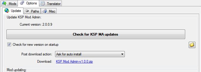 KSP_MA_aOS-KSPMA_Update_Options.png